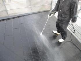 福岡市 外壁塗装作業2
