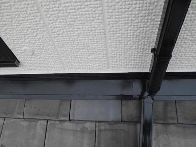 福岡市屋根瓦修繕施工後