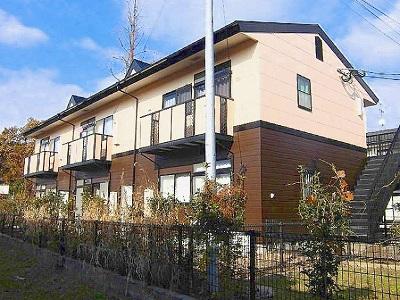 飯塚市 外壁塗装施工後