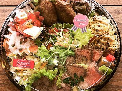 「大川市グラニーズ」お惣菜メニュー⑥