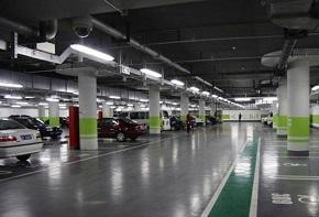 LED照明(駐車場)