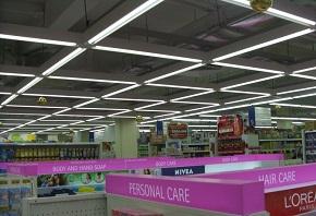 LED照明(スーパー)