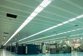 LED照明(工場)